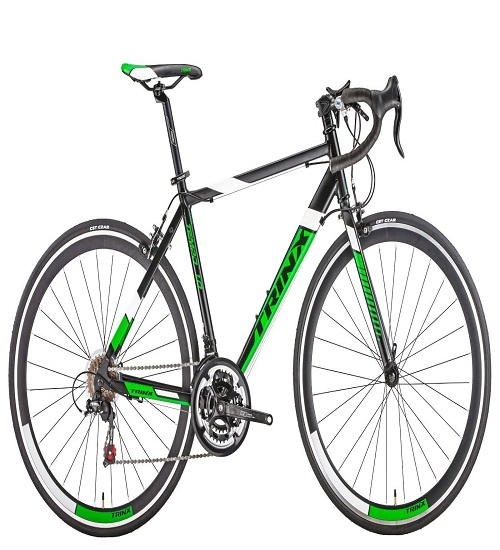 2eed2998e53 TRINX Road racing bike bicycle 700c wheels & 21 shimano gears lightweight  56cm