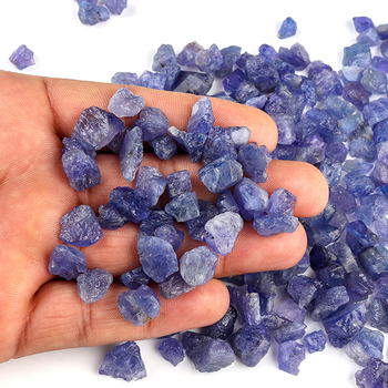 Raw Tanzanite Gemstone Crystals in Wholesale Healing Crystals Wholesale Lot