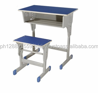 Metal folding kids cartoon study table and chair sets wholesale