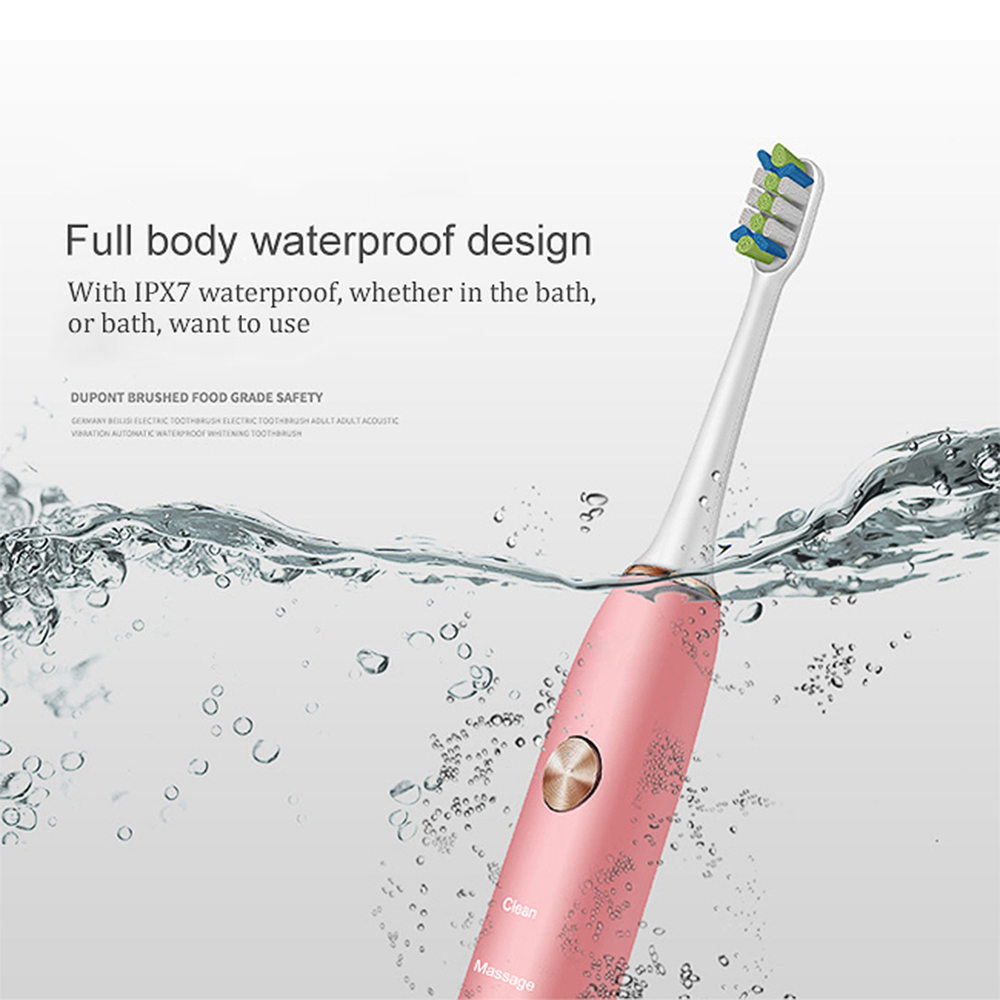 OEM Private Label 15 Model FDA Approved Rechargeable Automatic Sonic Electric Toothbrush