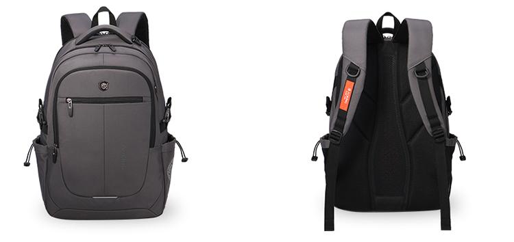 7e032dd07abd3 AOKING Dayanıklı erkekler rahat Hafif Su Geçirmez mochilas sırt çantası  sırt çantası 19 inç laptop çantası