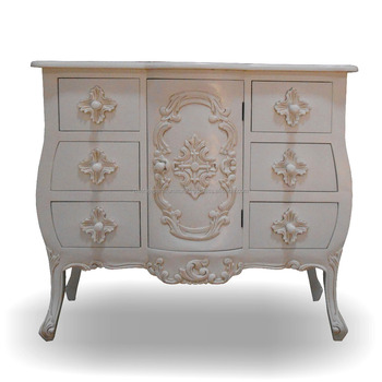 La Rochelle Antique French Dresser