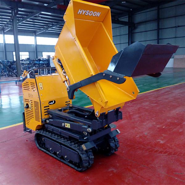 China Bobcat diesel engine 700kg Skid steer loader