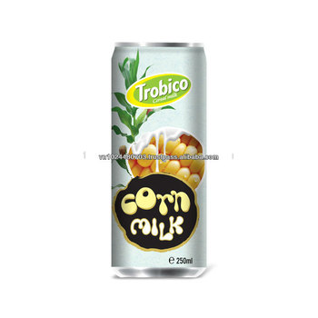 Canned Corn Cereal Milk Drink from VietNam