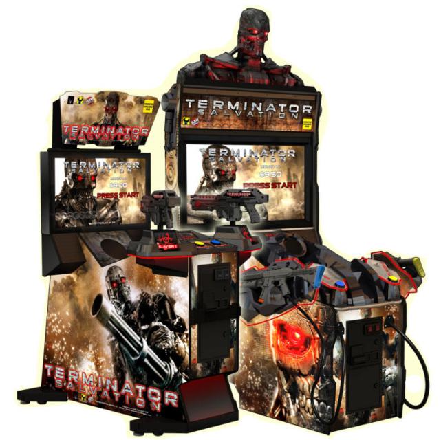 Музей игровых автоматов на бауманской