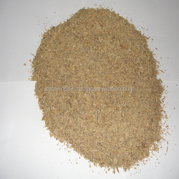 Rice Husk Feed Grade