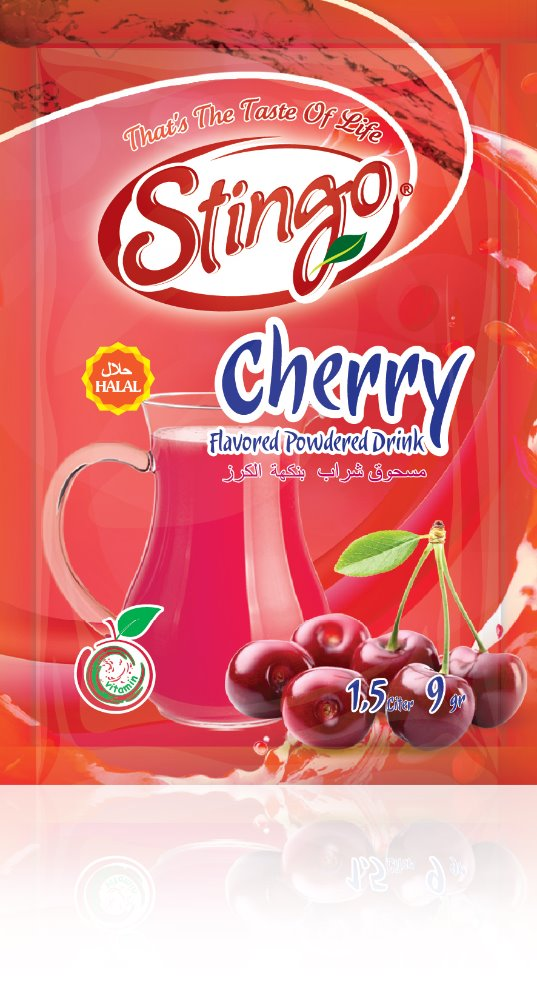 Instant SourCherry Powder Drink