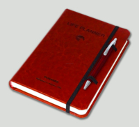 Customized Pu Leather/ Hard Cover/ Emboss/ Journal/ Planner and Note Book Printing.