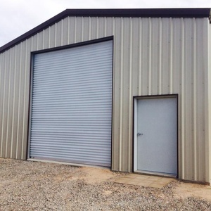 Widely Used Prefabricated Steel Structure Hangar with High Quality