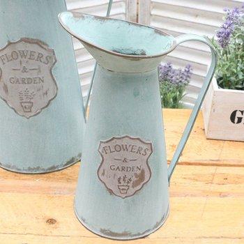 Metal Jug Flower Pitcher Vase For Home Decoration View Metal Jug