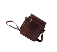 2018 Arrival custom mens leather sling bag with best price