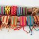 wayuu friendship bracelet hipanema accessory handmade