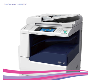 DocuCentre-V C2265 Multifunction Business Printer