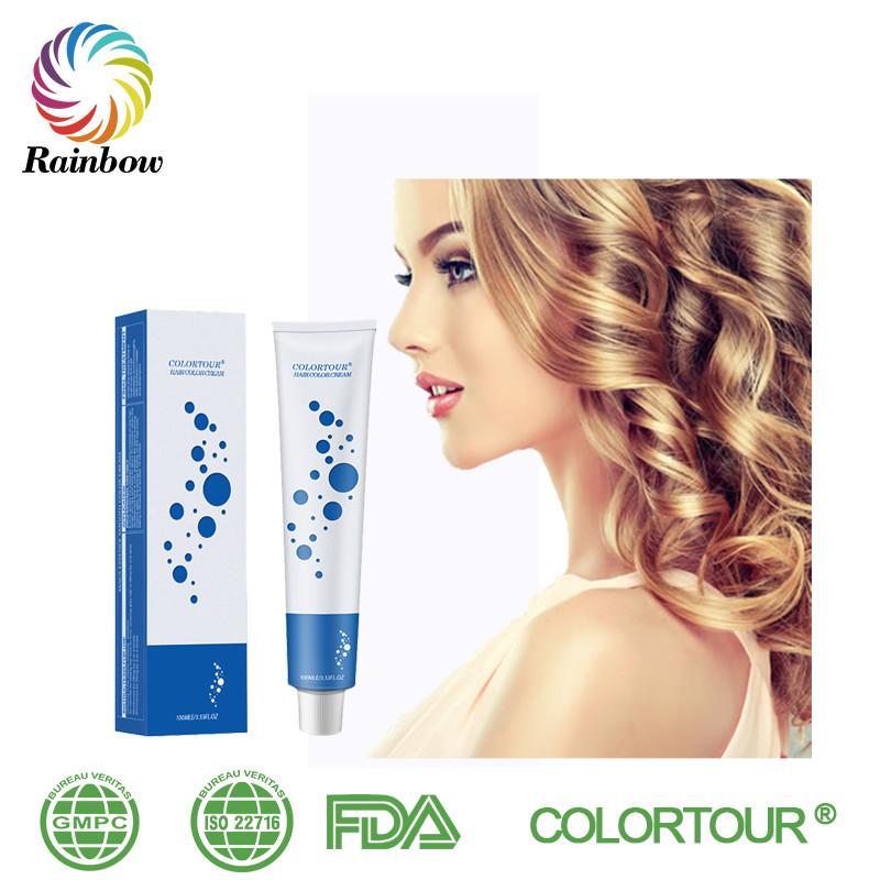 Permanent Best Salon Hair Color Brands Products Colortour Easy Color