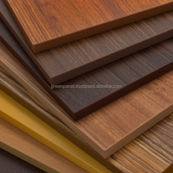 High Quality Melamine Laminated Particle Board