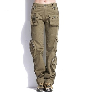 factory Wholesale high quantity blank OEM casual fashion mens cargo pants