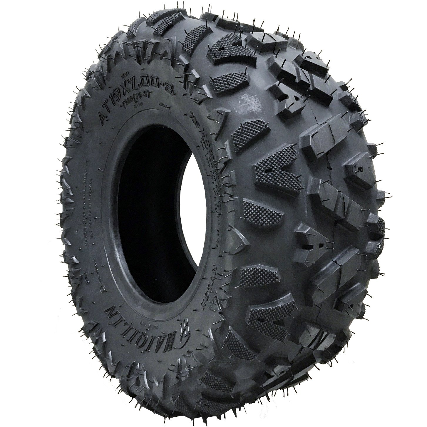 AR DONGFANG ATV Tires 19x7-8 Quad UTV Go Kart Tires ATV Tire 4PLY Tubeless