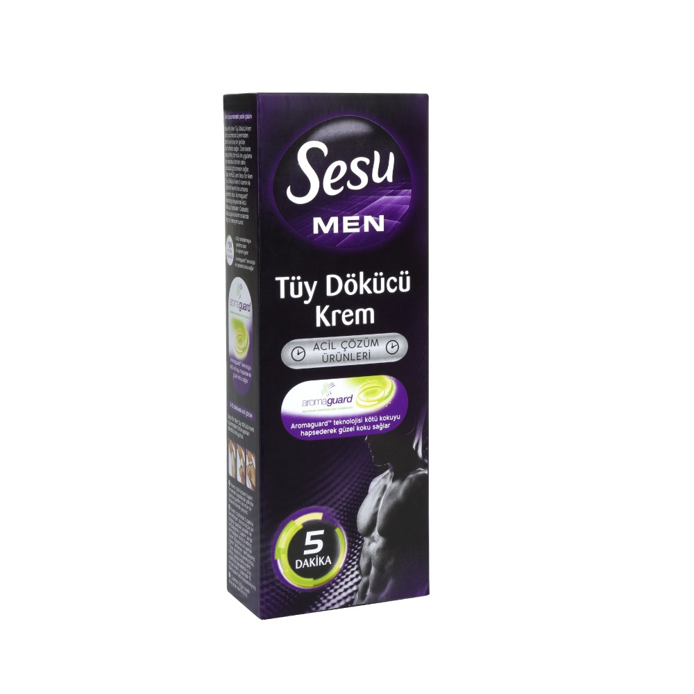 Strong High Quality Depilatory Cream For Men Hair Removal Cream Men By Sesu 100ml Buy Hair Removal Cream For Men