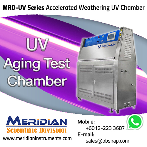 Accelerated Weathering Aging Machine UV Lab Test Chamber / Equipment