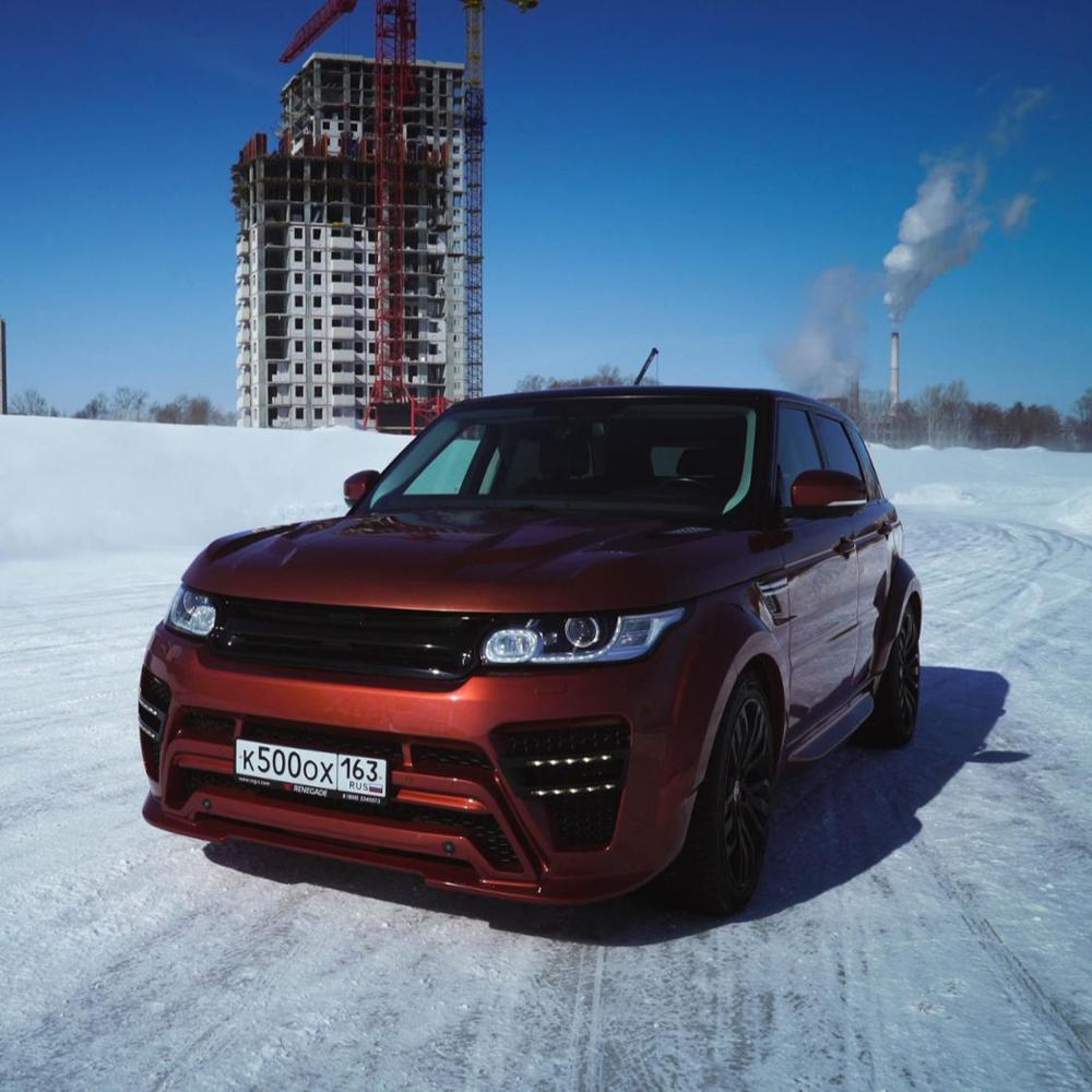 Body Kit For Range Rover Sport 2013 2018 Renegade Design Buy