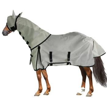PVC Shadecloth Rug with neck and fly mask