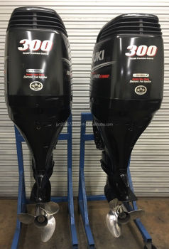 Used Pair Suzuki 300 Hp Outboard Motor - Buy Marine Product on Alibaba com