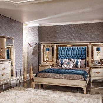 Fabulous Luxus Möbel Schlafzimmer Set - Buy Antiken Schlafzimmermöbel-set LA96