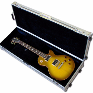 Durable Guitar Flight Case for Guitars and Gibson guitars