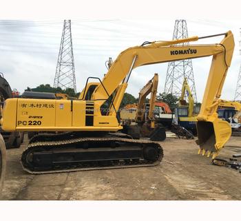 Used Komatsu Pc200-6 Excavator - Buy Komatsu Excavator,Pc200-6,Komatsu  Hydraulic Excavator Pc200-7 Product on Alibaba com