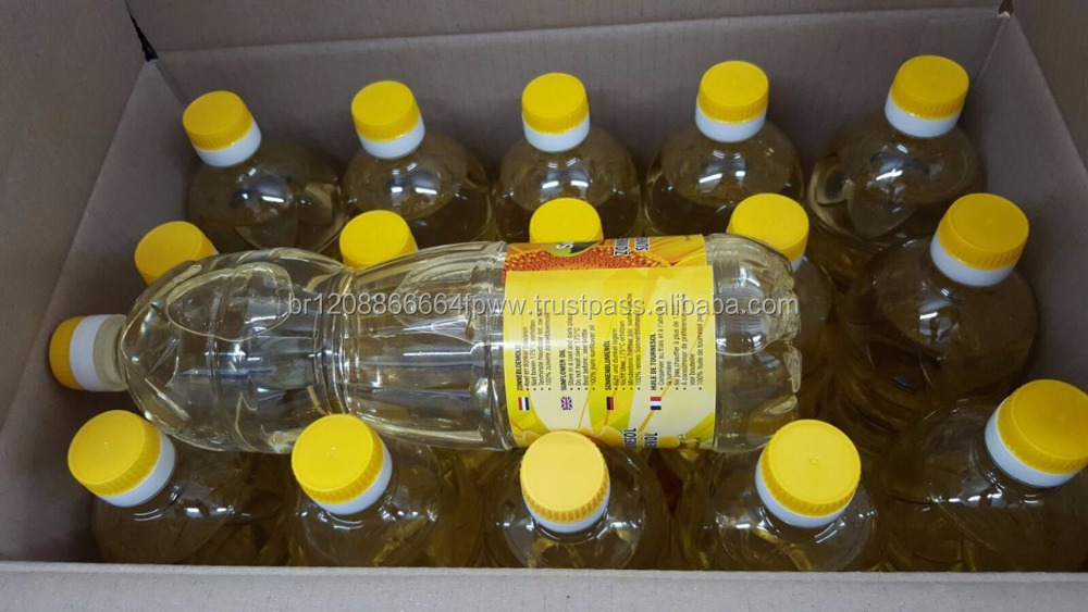 Refined sunflower oil in Sunflower Oil