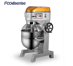 40L Universal kitchen machine food mixer with price, commercial food mixer machine