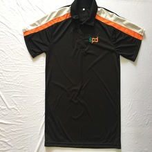 golf polo shirt for men 100% cotton custom embroidery logo dri fit oem new