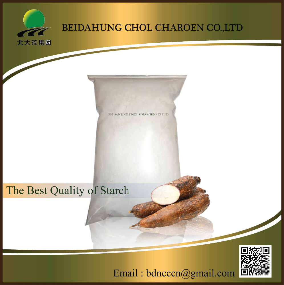 THAILAND TAPIOCA STARCH FOR FOOD GRADE