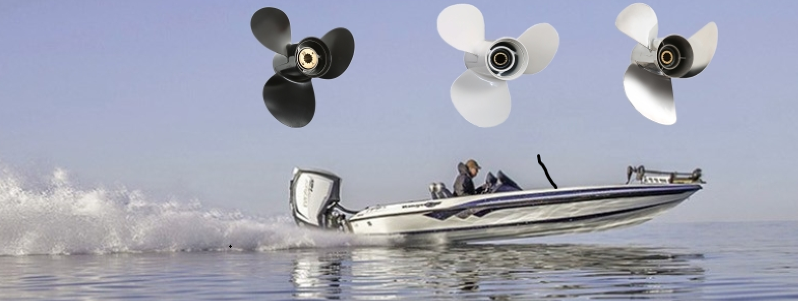 Yhx Stainless Steel Marine Boat Outboard Propeller For Yamaha Engine  9 9-20hp - Buy Boat Propeller,Steel Propeller,Marine Propeller Product on