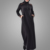 Discount Sale Islamic Women Sport Wear Casual Comfortable Cotton Jalabiya Abaya High End Full Length  Dubai Clothing