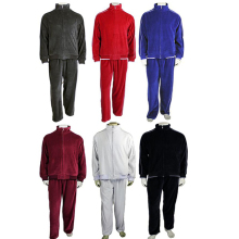 Different velvet men tracksuit/high quality sports tracksuits/2018 pakistani Velvet Warm Track suit