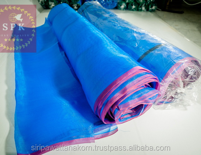 Hot Sale Wholesale Nylon Net Blue Color