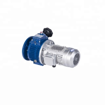 High Efficiency Electric Motor Speed Reducer