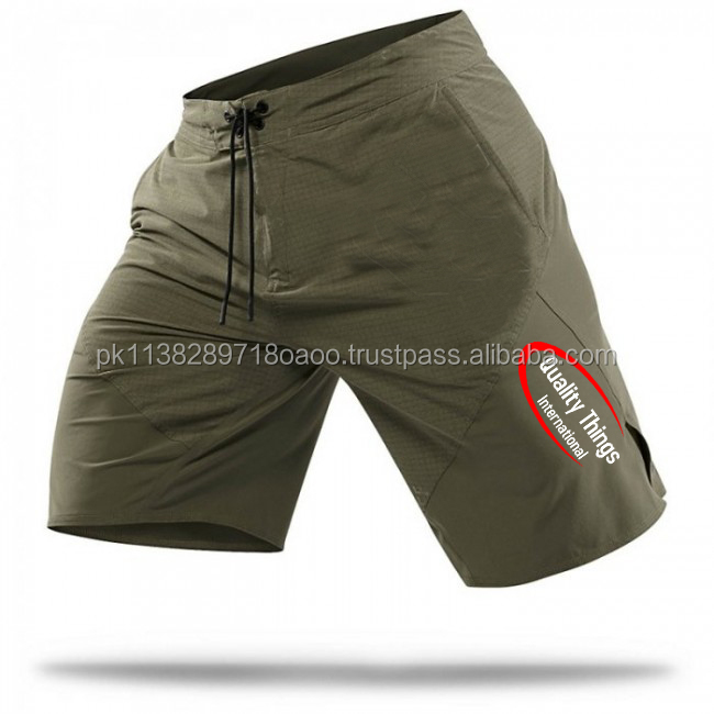 Nieuwe custom design mannen Crossfit shorts