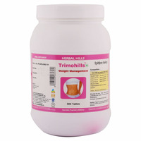 Health product Weight loss slimming tablets, Natural dietary supplement Trimohills tablets