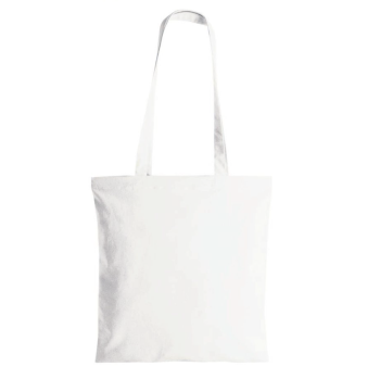 135 cotton Calico Bags - Customizable, Handled, Eco-Friendly