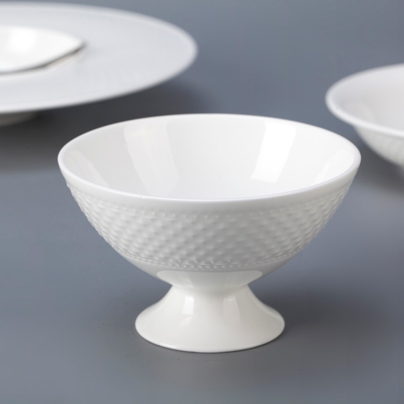 product-bone china crockery tableware dinner set for hoteles and restaurants-Two Eight-img