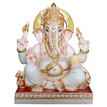 <span class=keywords><strong>Lord</strong></span> <span class=keywords><strong>Ganesha</strong></span> Marmeren <span class=keywords><strong>Standbeeld</strong></span>