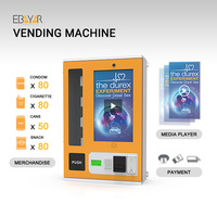 Smart water dispenser shirt wifi vending machine for durex condom sale