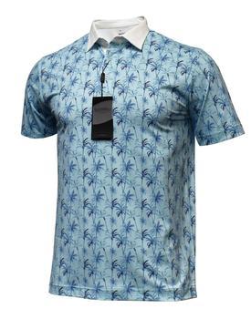 Custom New Design Sport Golf Polo T Shirt Spandex Mens Tshirt