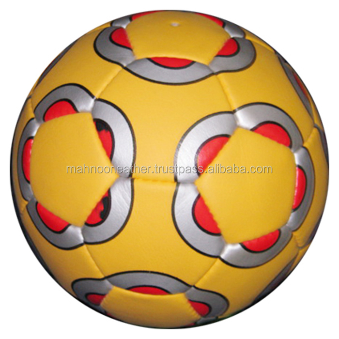 All Color In Pakistan Machine Sewing Promotional Exercise Footballs For Team