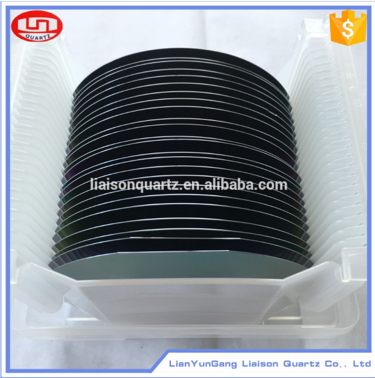12 inch P type silicon wafer polishing crystal silicon wafer