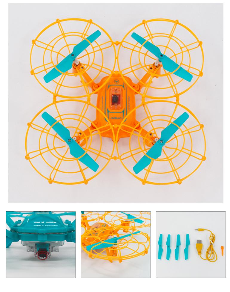 rc quadcopter toys mini air  underwater Amphibious drone for wholesale