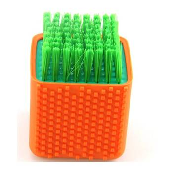 Silicone Clothes Washing Brush