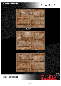 Digital Wall Tiles Elevation Outdoor House Front Wall Buy